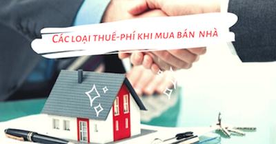 Thủ tục và phí sang tên nhà chung cư cập nhật 2021