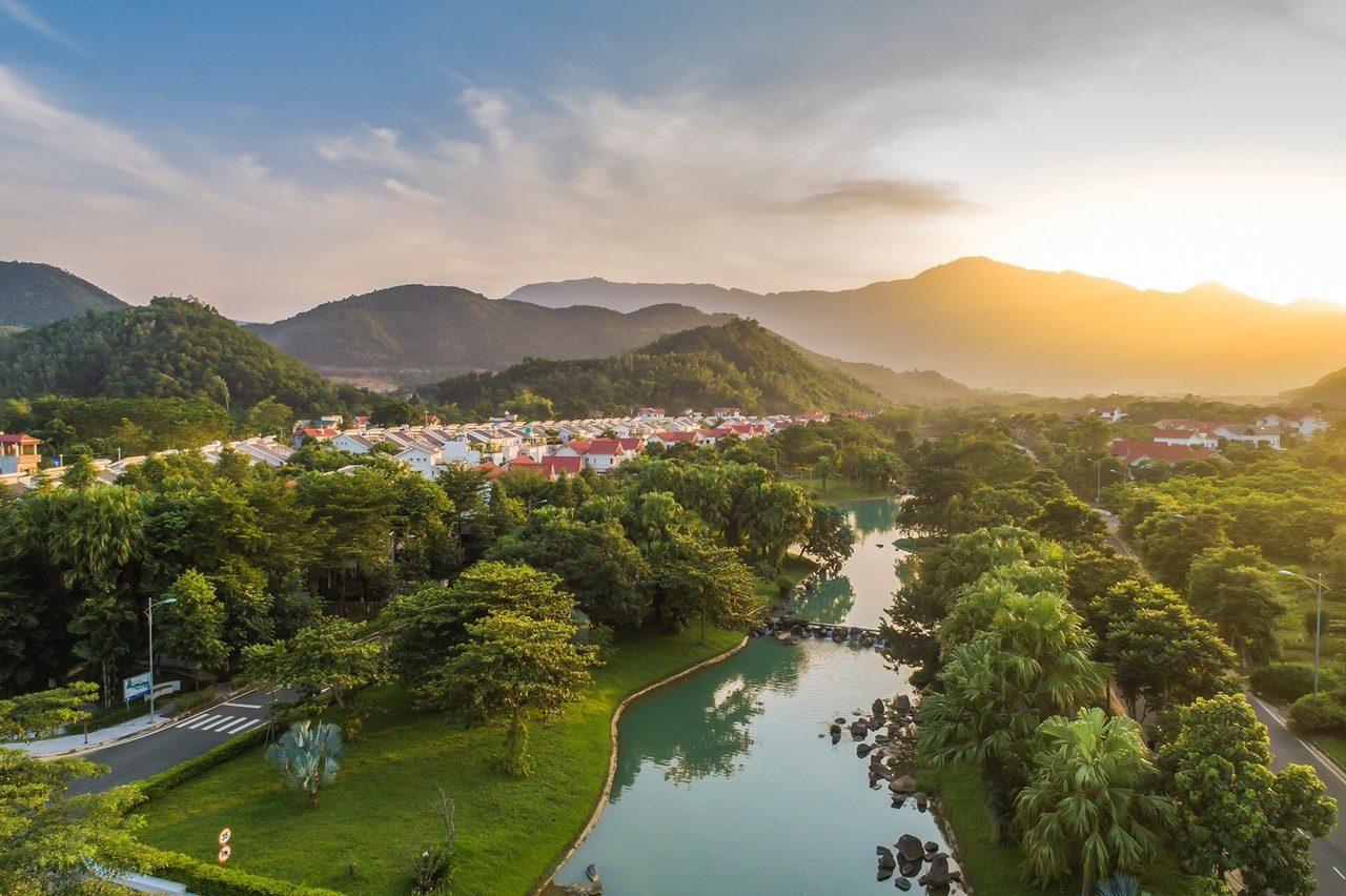 Mẫu biệt thự Gallant Villas – Khu đô thị Xanh Villas mở bán